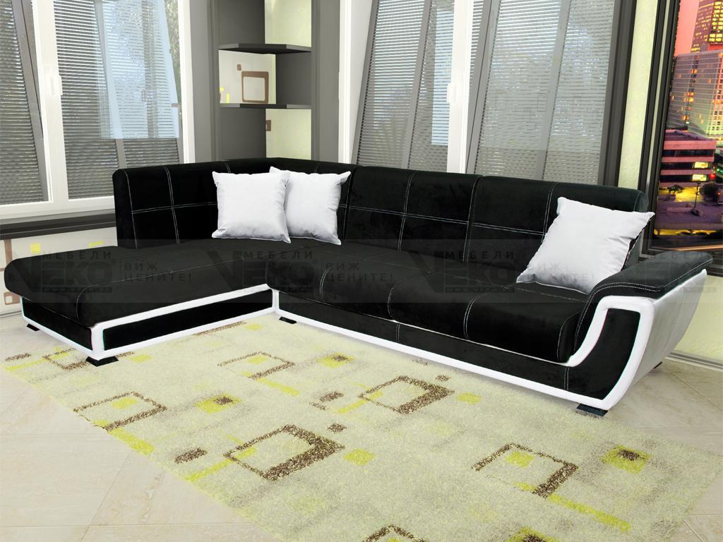 Ъглов диван Калифорния №12