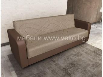 Триместен диван КЛИК-КЛАК-1 №23