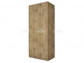 двукрилен гардероб СИТИ 1001