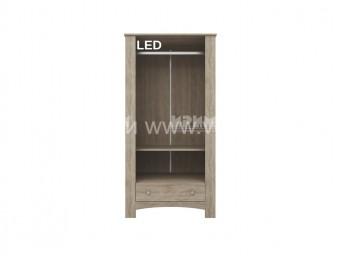 Двукрилен гардероб СИТИ 1015