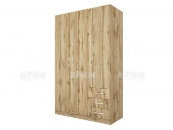 трикрилен гардероб СИТИ 1028