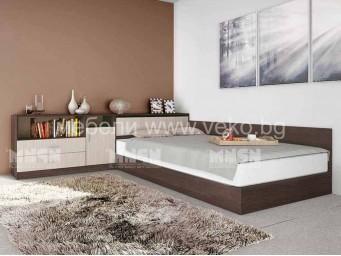 легло тип приста СИТИ 7003 за матрак 120/190