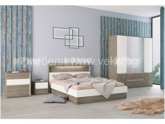 спален комплект СИТИ 7009