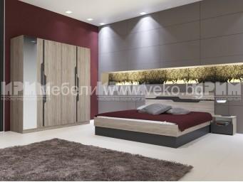 спален комплект СИТИ 7012