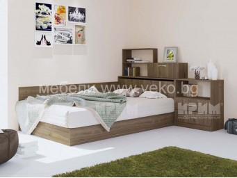 легло тип приста СИТИ 7032 за матрак 120/190