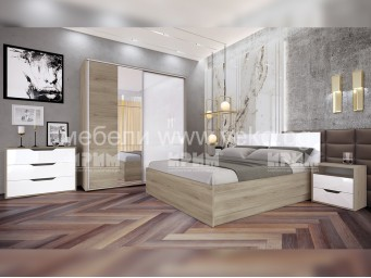 спален комплект СИТИ 7049