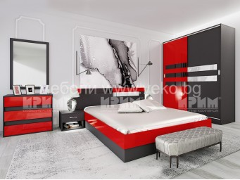 спален комплект СИТИ 7050