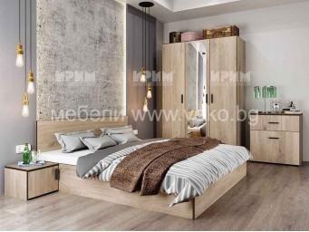 спален комплект СИТИ 7056