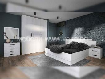 спален комплект СИТИ 7058+1031