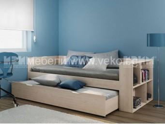 Легло тип САНДВИЧ СИТИ 2020 за матраци 90/200