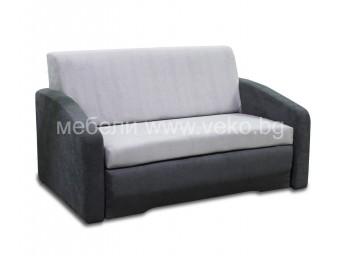 Двуместен диван ЕЛИ-1 №24 разтегателен