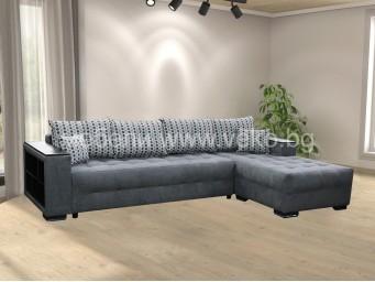Ъглов диван ЛЕОН №23 с Покет пружини