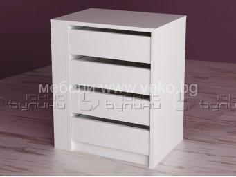 скрин УНИ за поставяне в гардероб