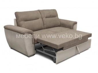 Двуместен диван ВАШИНГТОН с подматрачен механизъм