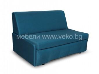 Двуместен диван ЕЛИ-2 №68 разтегателен