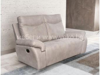 Двуместен диван ДАЛАС без механизъм