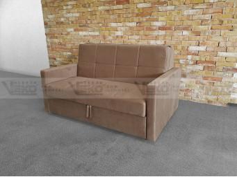 Двуместен диван ОРЛАНДО-135 №7 разтегателен с подлакътник 2