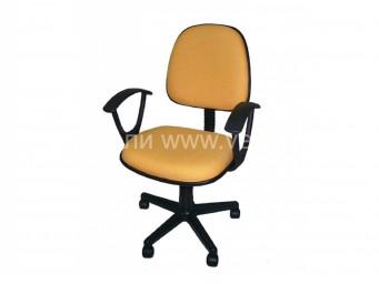 Офис стол МАЛАГА жълт
