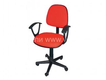 Офис стол МАЛАГА червен