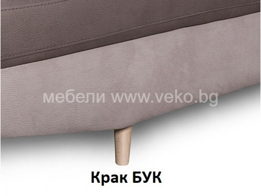 Ъглов диван РИО-М №25