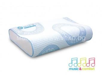 Възглавница Музикална анатомична