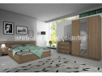 спален комплект СИТИ 7000