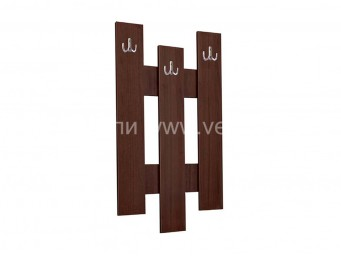 закачалка за стена 3 венге