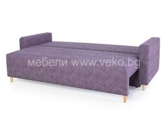 Триместен диван НАПОЛИ №1