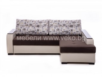 Ъглов диван ТАСОС-М №2
