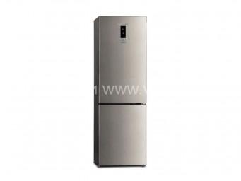 Хладилник с фризер Eurolux RFE 373SL V X Инокс