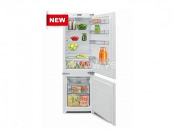 Хладилник с фризер за вграждане Eurolux RBE 27E61 FV Бял