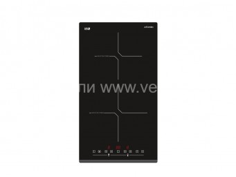 Индукционен плот Eurolux EIH6 TC2B FV Черен