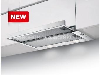 FABER FLEXA NG GLASS W A60 Бял стъклен панел/Бяло