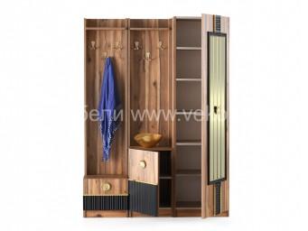 Еднокрилен гардероб ДОГА 4055