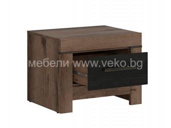 Нощно шкафче БАЛИН KOM1S