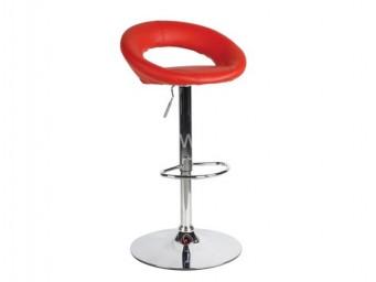 Бар Стол H-15 червен