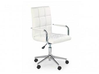 Офис стол GONZO 2 бял