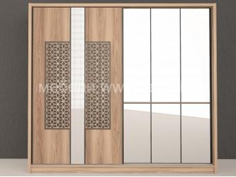 Гардероб АСОС с плъзгащи врати