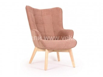 Кресло DAREN светло кафяв