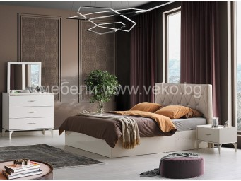 Легло ИНЧИ за матрак 160/200