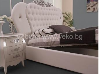 Легло ЕЛИСЕА за матрак 160/200