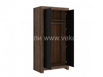 Двукрилен гардероб БАЛИН SZF2D