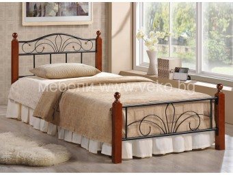 Легло VENICE за матрак 90/200 с ламелна рамка