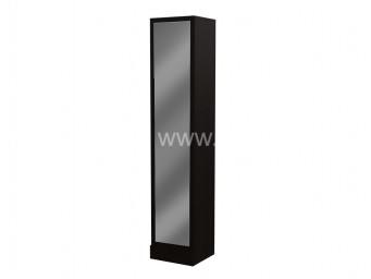 Шкаф с закачалка с огледало КАРОЛИНА