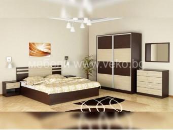 Спален комплект НЕО 107